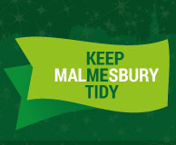 Keep Malmesbury Tidy banner