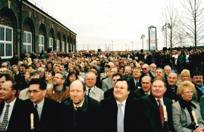 GALLERY: Opening day at the Swindon Designer Outlet in March 1997