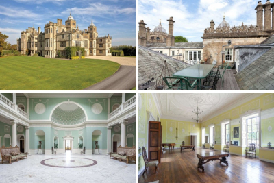 Take a look inside Malmesbury's Charlton Park - and the luxury apartment that could be yours